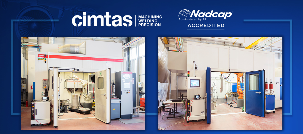 Cimtas | We are on The Way to Be Fully Approved for Nadcap ...